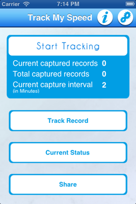 Track My Speed